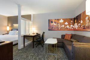 SpringHill Suites Indianapolis Fishers, Hotel  Indianapolis - big - 14