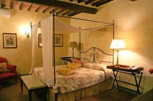 Antico Podere Marciano, Country houses  Barberino di Val d'Elsa - big - 4