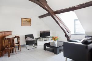 Appartement de charme, Ferienwohnungen  Honfleur - big - 14