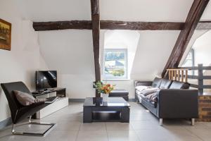 Appartement de charme, Ferienwohnungen  Honfleur - big - 43