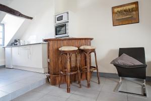 Appartement de charme, Ferienwohnungen  Honfleur - big - 16