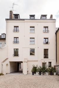 Appartement de charme, Ferienwohnungen  Honfleur - big - 20