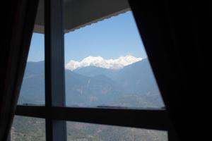 Hotel valley view, Отели  Pelling - big - 12