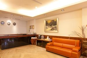 Mucha Boutique Hotel, Hotely  Yilan City - big - 21