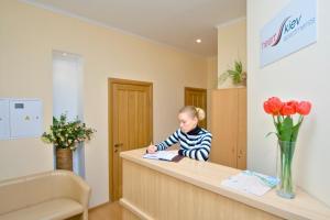 Heart Kiev Apart-Hotel, Hotels  Kiew - big - 23