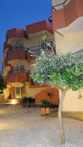 Iolkos Hotel Apartments, Apartmanhotelek  Káto Daráco - big - 90