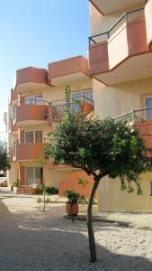 Iolkos Hotel Apartments, Apartmanhotelek  Káto Daráco - big - 89