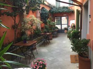 Hotel Villa Gentile, Отели  Леванто - big - 32