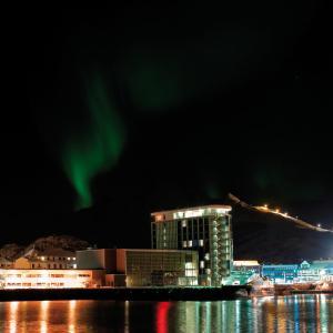 Thon Hotel Lofoten, Szállodák  Svolvær - big - 63