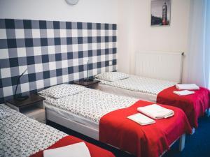 LL20, Hostelek  Varsó - big - 8