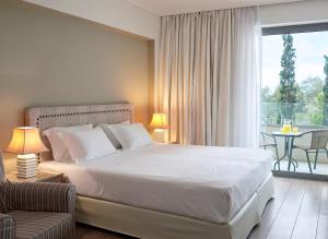 Amarilia Hotel, Отели  Афины - big - 26