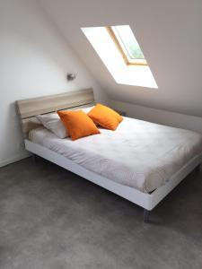 Les Gîtes d'Emilie, Apartments  Melesse - big - 39