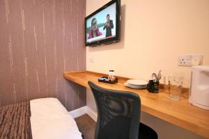 Central Hotel Cheltenham by Roomsbooked, Hotely  Cheltenham - big - 5