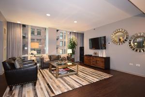 Modern Loop Apartments, Aparthotels  Chicago - big - 58