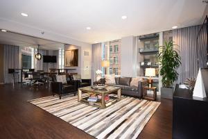 Modern Loop Apartments, Aparthotels  Chicago - big - 60