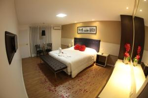Caruaru Park Hotel, Chaty  Caruaru - big - 4