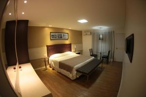 Caruaru Park Hotel, Chaty  Caruaru - big - 6