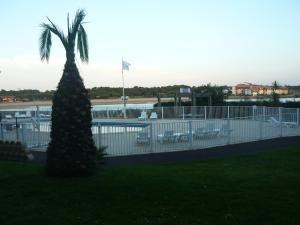 Appartements à côté Lac Marin de Port d'Albret, Apartmanok  Vieux-Boucau-les-Bains - big - 41