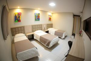 Caruaru Park Hotel, Chaty  Caruaru - big - 9