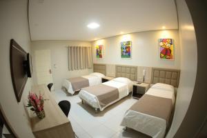 Caruaru Park Hotel, Chaty  Caruaru - big - 3