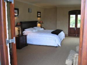 Suite Overberg mit eigenem Wohnbereich und Whirlpool