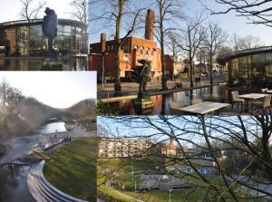 Valinor Apartments, Apartmanok  Hilversum - big - 63