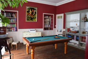 La Villa Bleue de Mauleon, Bed & Breakfast  Mauléon - big - 53