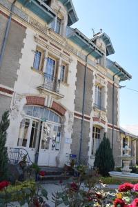 La Villa Bleue de Mauleon, B&B (nocľahy s raňajkami)  Mauléon - big - 52