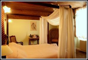 La Villa Bleue de Mauleon, Bed and Breakfasts  Mauléon - big - 49