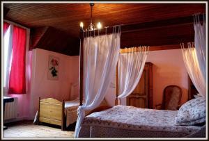 La Villa Bleue de Mauleon, B&B (nocľahy s raňajkami)  Mauléon - big - 18