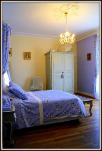 La Villa Bleue de Mauleon, B&B (nocľahy s raňajkami)  Mauléon - big - 27