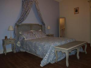 La Villa Bleue de Mauleon, B&B (nocľahy s raňajkami)  Mauléon - big - 24