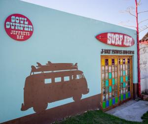 Supertubes Guesthouse, Penziony  Jeffreys Bay - big - 153