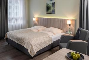 SVG Boardinghaus, Apartmánové hotely  Mníchov - big - 9