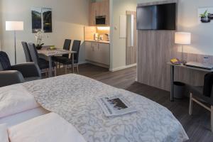 SVG Boardinghaus, Apartmánové hotely  Mníchov - big - 1