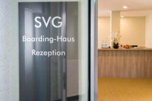 SVG Boardinghaus, Aparthotels  Munich - big - 14