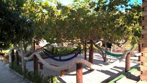 Pousada Rancho das Dunas, Lodge  Santo Amaro - big - 33