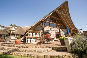 Supertubes Guesthouse, Penziony  Jeffreys Bay - big - 159