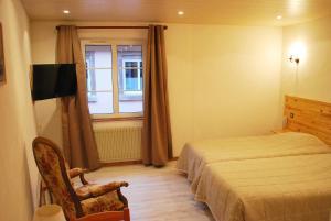 Kleiber, Hotel  Saint-Jean-Saverne - big - 3