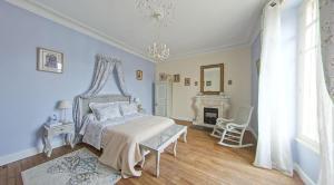 La Villa Bleue de Mauleon, Bed & Breakfast  Mauléon - big - 22