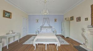 La Villa Bleue de Mauleon, Bed & Breakfast  Mauléon - big - 21
