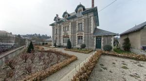 La Villa Bleue de Mauleon, B&B (nocľahy s raňajkami)  Mauléon - big - 20