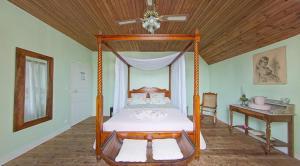 La Villa Bleue de Mauleon, Bed & Breakfast  Mauléon - big - 19