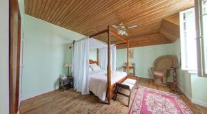 La Villa Bleue de Mauleon, Bed & Breakfast  Mauléon - big - 17