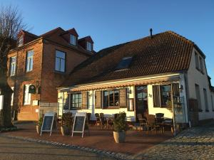 Gasthaus Hafenblick, Penziony  Tönning - big - 28