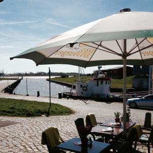 Gasthaus Hafenblick, Penziony  Tönning - big - 8