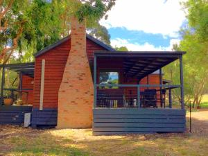 Cedarwood Holiday Park, Виллы  Deans Marsh - big - 9