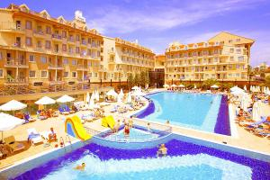Diamond Beach Hotel & Spa - All inclusive, Resorts  Side - big - 52