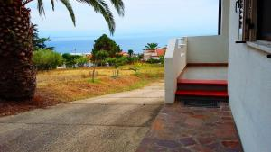 Villa Lisa, Holiday homes  Capo Vaticano - big - 12