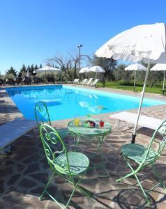 Antico Borgo La Commenda, Aparthotels  Montefiascone - big - 93